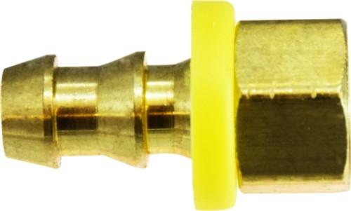 Inverted Flare Female Adapter 3/8 X 5/16 POHB X F INV FL ADPT - 30313