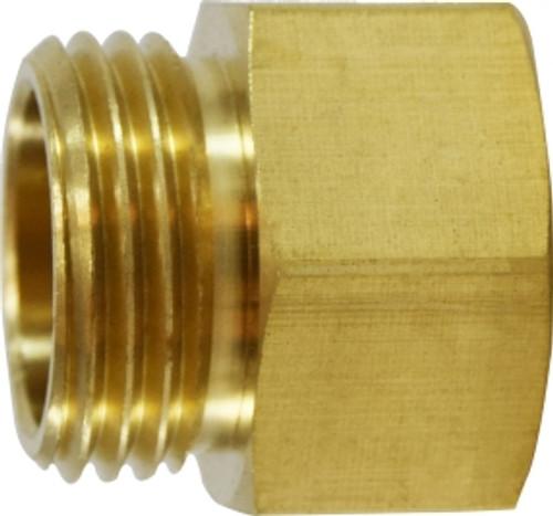 Rigid  MGH x Female Pipe 3/4 X 1/4 MGH X FIP ADAPTER - 30066