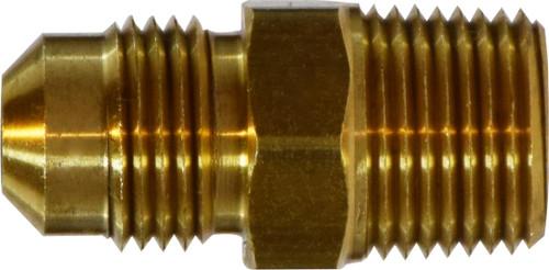 Male Adapter 3/8 X 1/4 LP M FLARE X MIP ADPT - 10263L