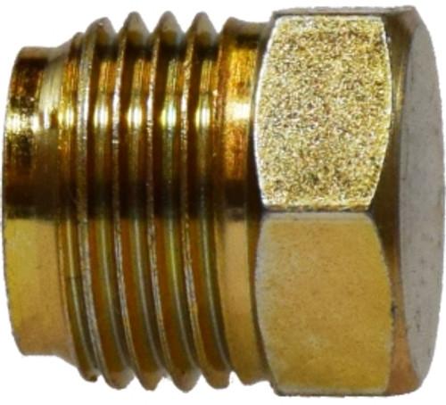 Steel Plug 3/16 INVERTED FLARE STEEL PLUG - 12091