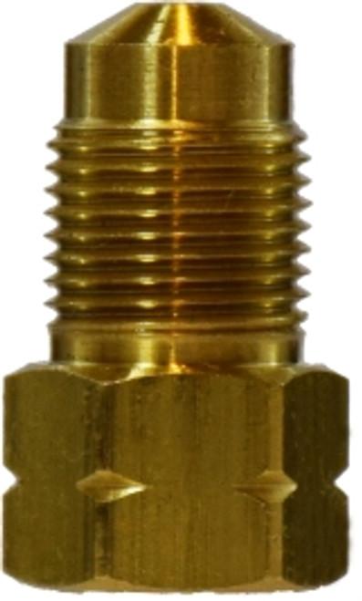 Metric Adapter M12-1.0X3/16(M10-1.0) METRIC ADP - 12327