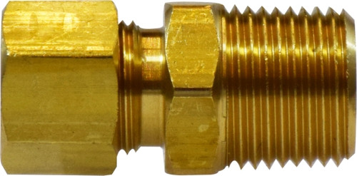Male Adapter 1/8 X 1/8 COMP X MIP ADAPTER - 18176