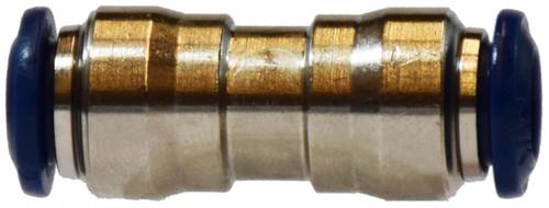 Union Connector 1/8 PUSH-IN UNION N-PLTD - 20017N