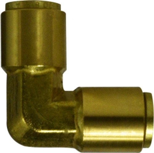3//8 X 3//8 Copper-AB X MIP 45 ELB