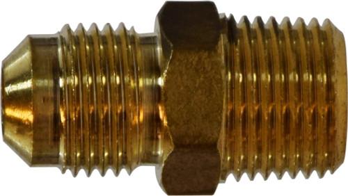LF FL Male Adapter 1/2 X 3/8 MALE FLARE X MIP ADPT AB1953 - 10268LF