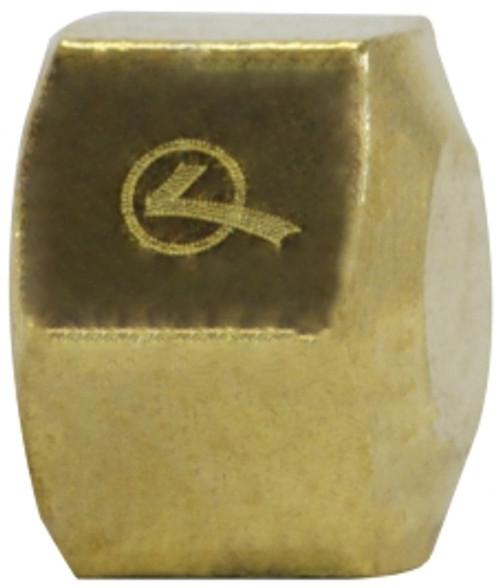 LF Comp Cap 3/8 COMPRESSION HEX CAP AB1953 - 18048LF