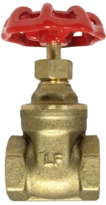 Lead Free Gate valves 1 FIP 200 WOG GATE VALVE- LEAD FREE - 940134LF