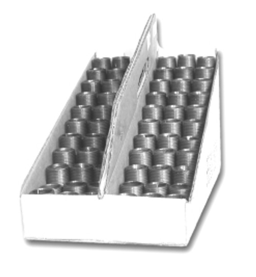 Steel Nipple Assortments 1 60 PC BLACK ASSORTMENT - 973569