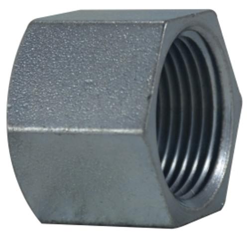 Galvanized Hex Cap 3/8 GALV STEEL HEX CAP - 66472