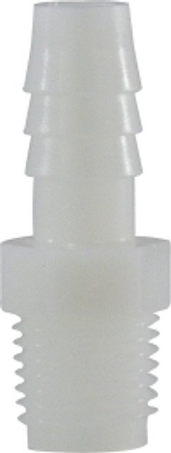 Male Adapter Hose ID x MIP 1-1/4 BARB X 3/4 MIP NYLON - 33349W