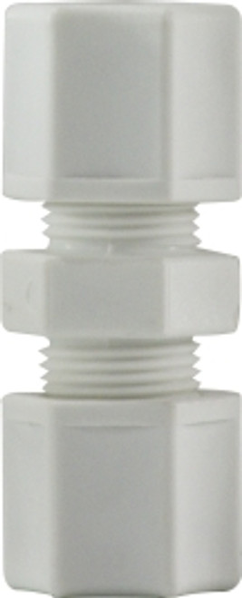 Union 3/8 POLYPROP COMPRESSION UNION - 17066P