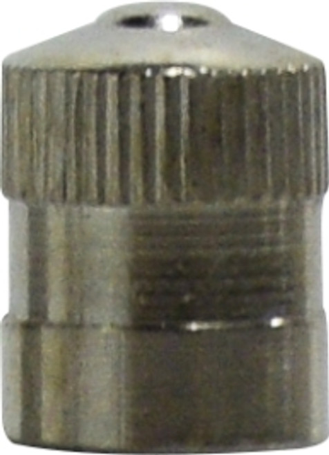 Nickel Plated Dome Cap SHT NKL PLATED DOME CAP - 46631