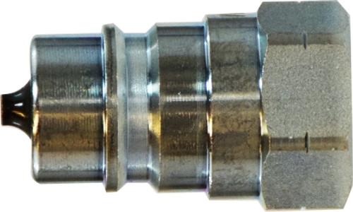 Plug AG Interchange 1/2 AG ISO5675 QD PLUG - NV12M