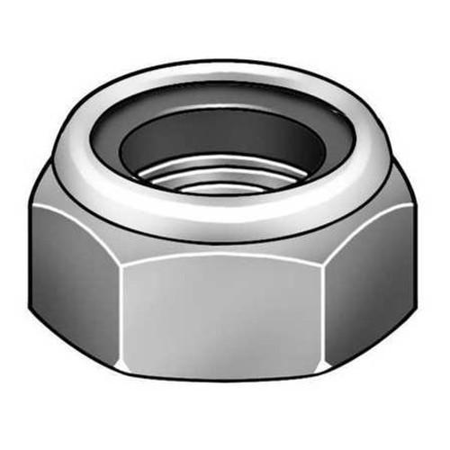 6MM  Nylon Insert Lock Nut