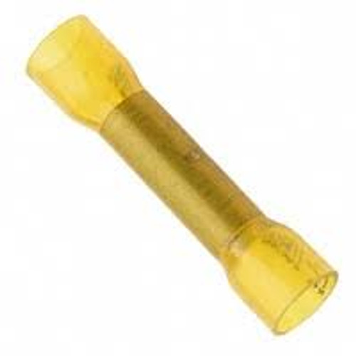 12-10 AWG Nylon Butt Connector Double Crimp  PK25 - E92045