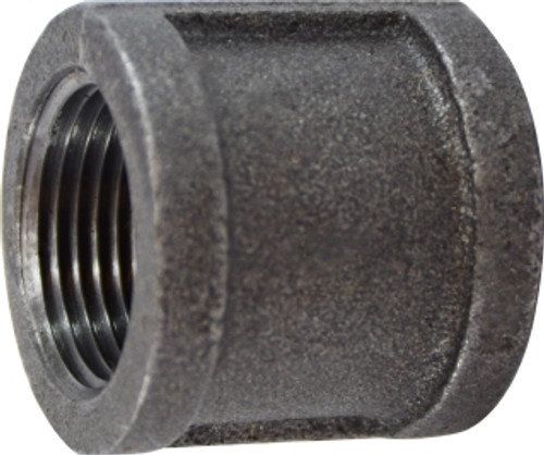 1   RIGHT & LEFT BLK MALL COUPLING - 65575