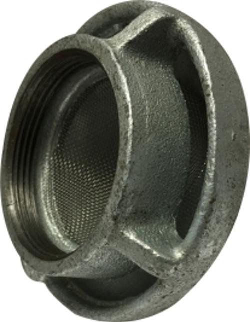 4 GALVANIZED VENT CAP - 21180