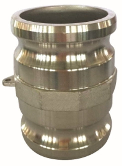 1  PART A STAINLESS 316 SPOOL ADAPTER - SA-100-SS