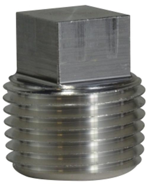 1/2 ALUMINUM SQ. HEAD PLUG - 79653