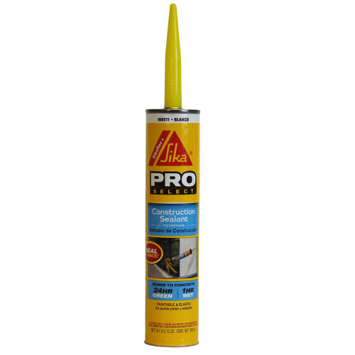 10.1 oz. White Construction Sealant