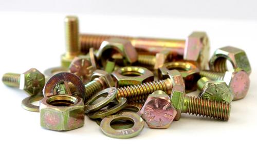 2510 Piece Grade 8 Fine Thread Hardware Only