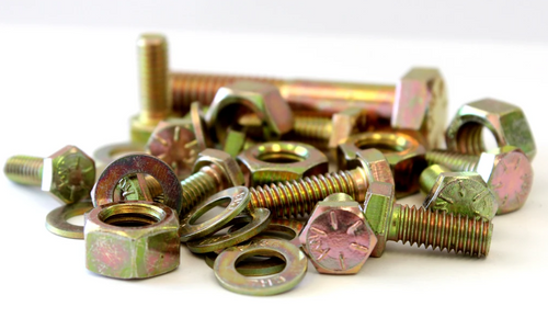 5170 Piece Grade 8 SAE Fine Thread Hardware Only