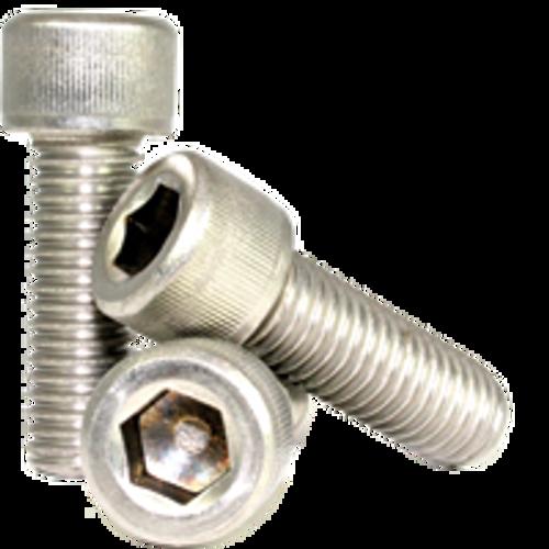 "Stainless Socket Head Cap Screw | 3/8""-16x1"" (18-8) Full Thread, Qty 100"