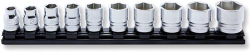 "KOKEN  Z-Series RS4400MZ/10   1/2"" inch Socket Rail Set"