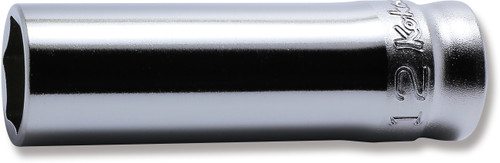"KOKEN Z-Series 3300MZ-12   3/8"" Square Drive   6-Point Deep Socket"