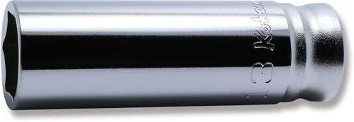 "KOKEN Z-Series 3300MZ-13   3/8"" Square Drive   6-Point Deep Socket"
