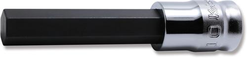 "Koken Z-Series 3010MZ.75-10   3/8"" Square Drive inhex Bit Socket (75mm)"