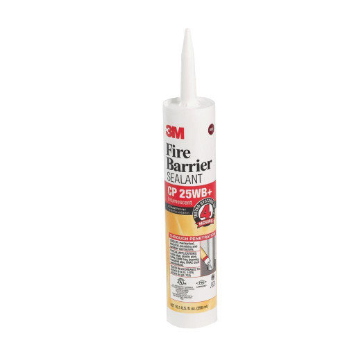 10.1 fl. oz. Red Fire-Barrier Sealant Caulk