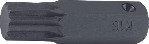 Koken 107.16-M18 | 16mm Hex Drive TORXPLUS Bits