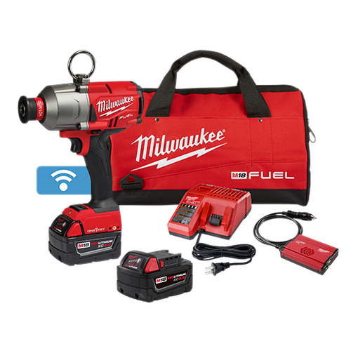 """M18 FUEL™ 7/16"""" Hex Utility High Torque Impact Wrench w/ ONE-KEY™ Kit"""