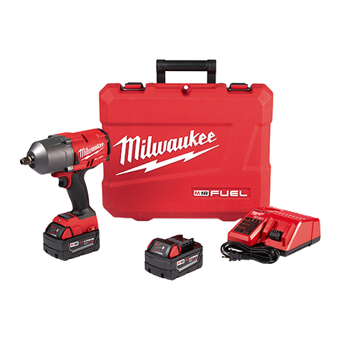 """M18 FUEL™ 1/2"""" High Torque Impact Wrench with Friction Ring Kit"""