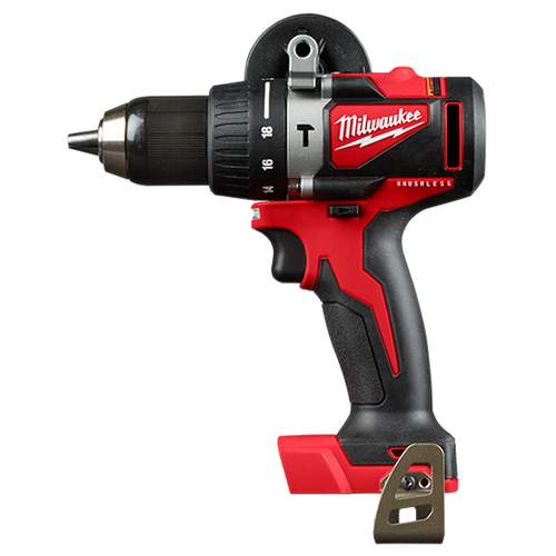 """M18 1/2"""" Brushless Hammer Drill (Tool Only)"""