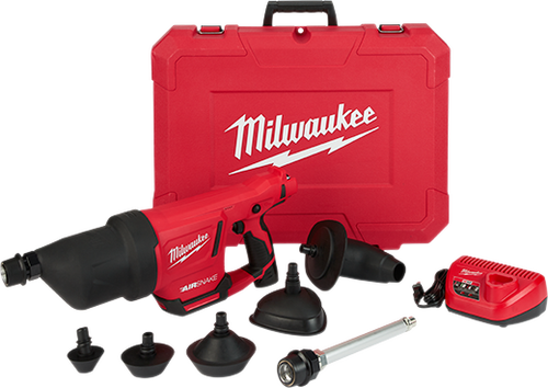 M12™ AIRSNAKE™ Drain Cleaning Air Gun Kit