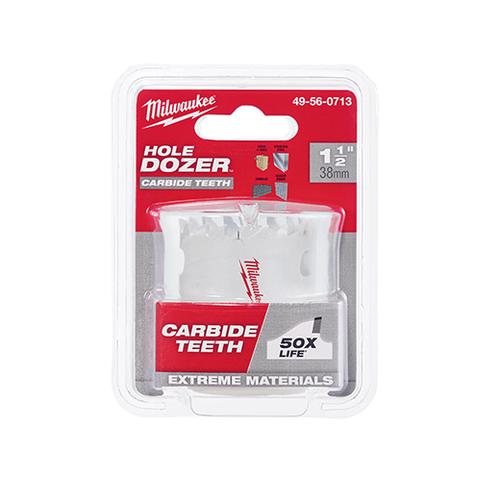 "1-1/2"" HOLE DOZER™ with CARBIDE TEETH"