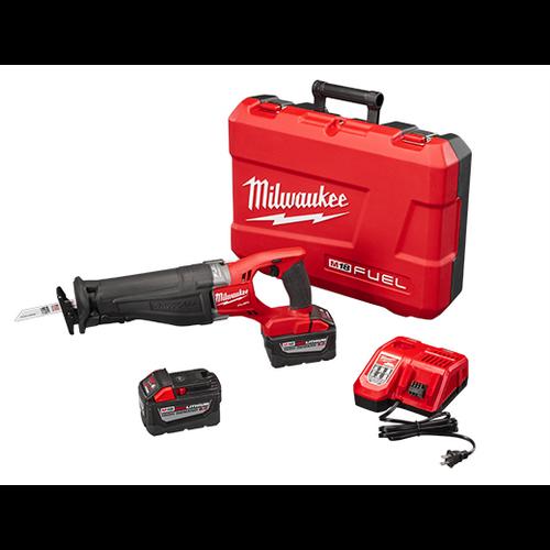 M18 FUEL™ SAWZALL® Reciprocating Saw High Demand™ Kit