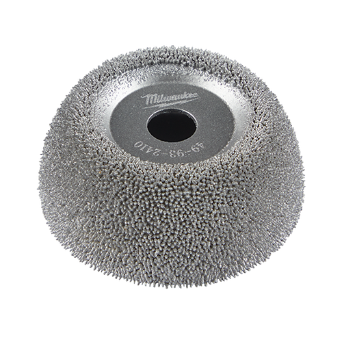 """2"""" Flared Contour Buffing Wheel for M12 FUEL Low Speed Tire Buffer"""