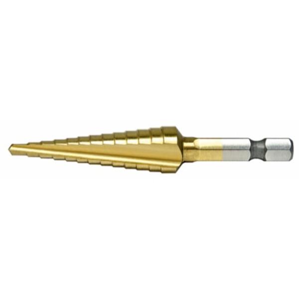 """Alfa Tools I """"C"""" 1/4 HEX SHANK COBALT PROBIT CN DRILL CARDED"""