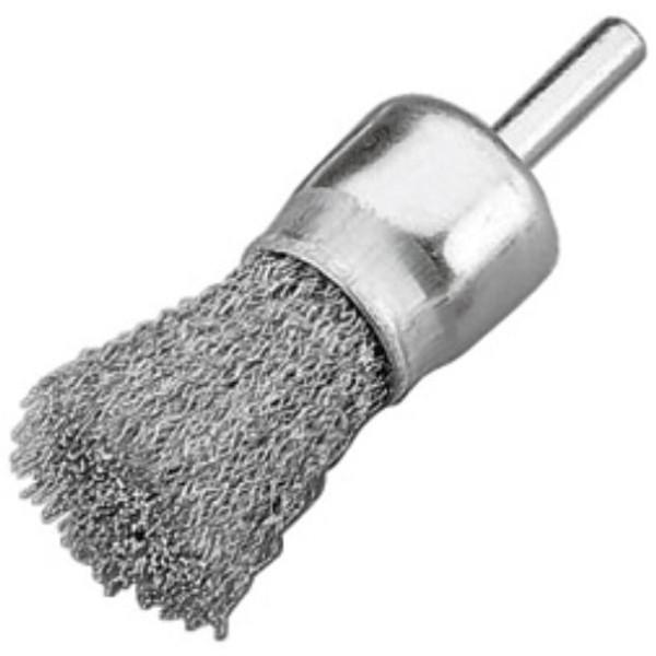 "Alfa Tools I 3/4"" X 1/4"" COARSE END BRUSH IN CLAMSHELL"