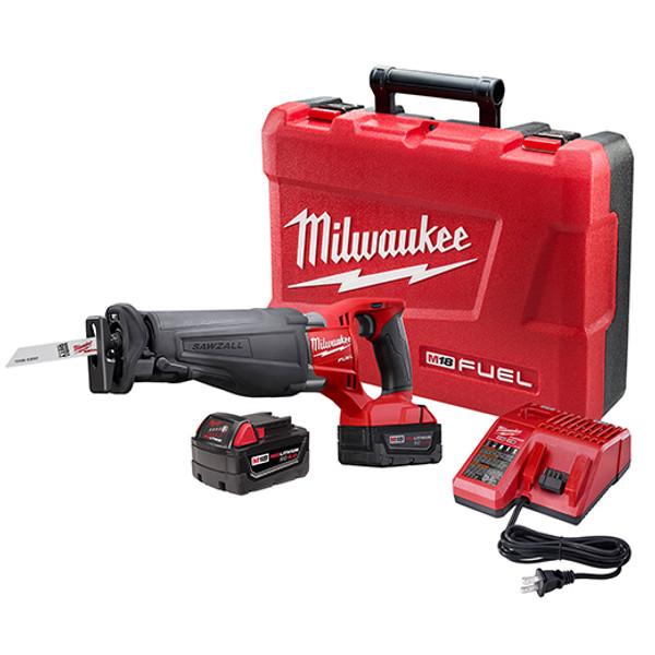 Milwaukee I M18™ FUEL™ SAWZALL 2 BAT KIT