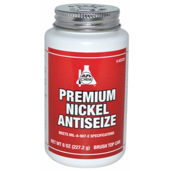 Alfa Tools I 8OZ PREMIUM NICKEL ANTI-SEIZE
