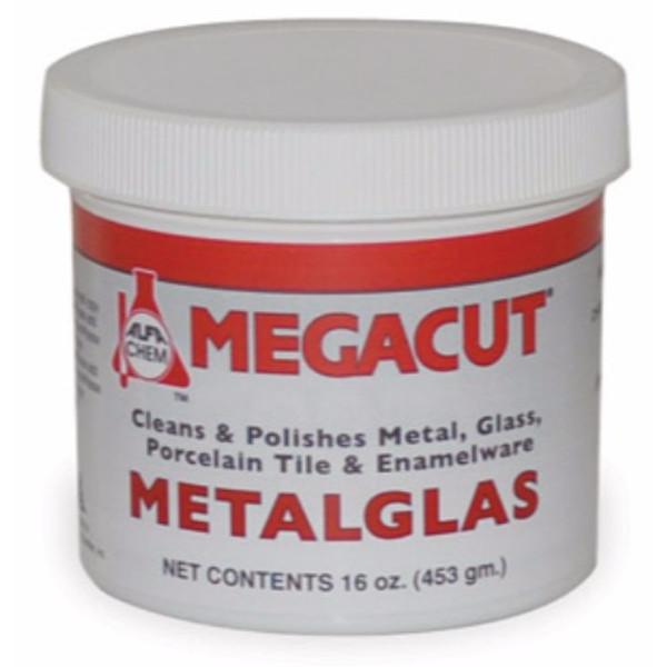 Alfa Tools I 16 OZ. METAL GLAS CLEANER & POLISHER