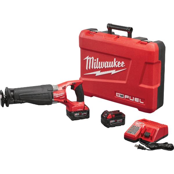 Milwaukee I M18 FUEL WL SAWZALL KIT