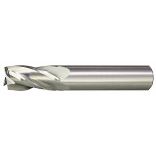 Alfa Tools SC61335 1 x 1 Carbide 2 Flute Single End Mill
