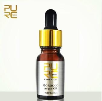 KERATIN OIL PURE ARGAN OIL FOR HAIR TREATMENT 0.33 fl oz 10ml
