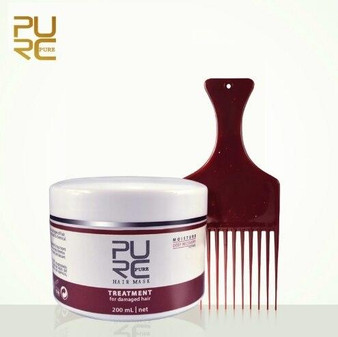 PURC HAIR MASK FOR DAMAGED HAIR TREAT0MENT 6.76 fl oz 200ml
