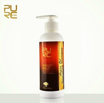PURC CONDITIONER ARGAN OIL NOURISHING SHAMPOO 8.45 fl oz 250ml
